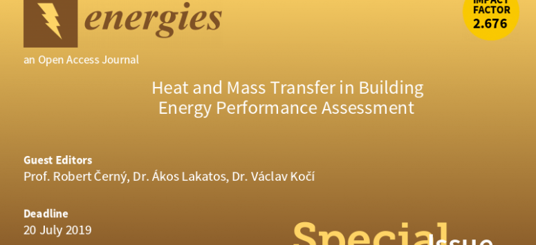 Special issue in Energies!